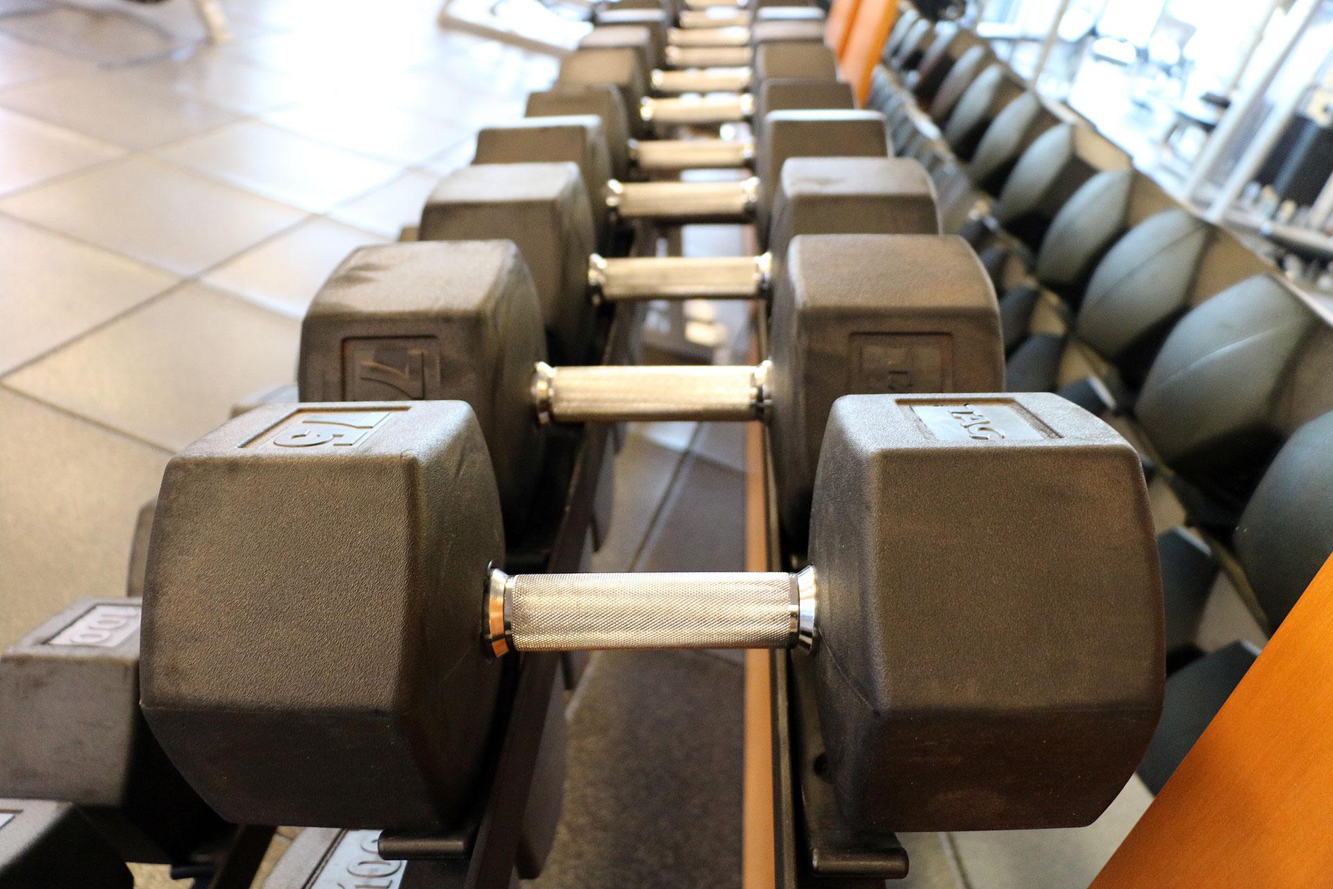 Gym Side - Hilton Living Well