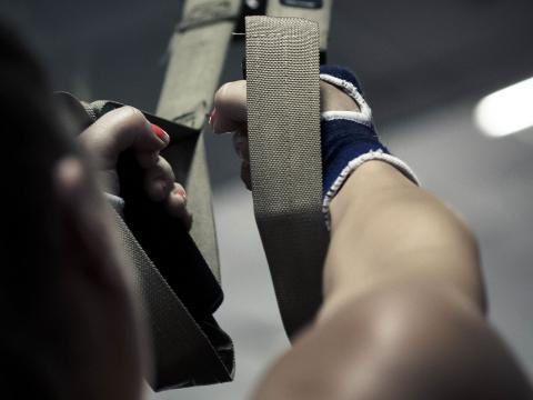 TRX Suspension Training: Total Body Blast